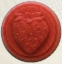 Milky Way Strawberry TART Mold/Mould - For Candle & Soap Making - 8 cavities