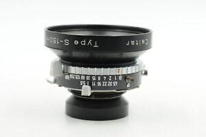 Calumet Caltar 150mm f5.6 Type S Copal 0 Lens 150/5.6 #284