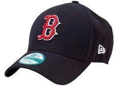 New Era Sox De Boston Rouge The Ligue Velcroback 9forty Casquette Réglable