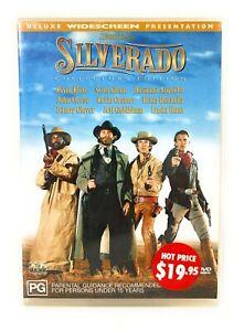Silverado (DVD, 1985) Scott Glenn Region 4 Free Postage