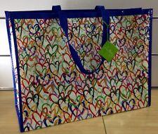Vera Bradley Pop Art Market Shopper Tote: Reusable, Eco-Friendly