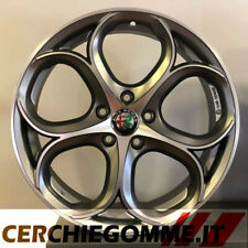 Kit 4 cerchi in lega 18 Alfa romeo Giulietta 159 Brera Sport JTDM T.I OK BREMBO