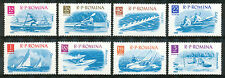 Roemenië 2048 - 2055 postfris  (motief Watersport)