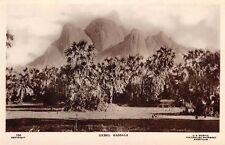 SUDAN - Gebel, Kassala - Real Photo by G.N. Morhig.