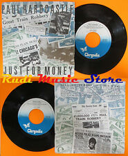 LP 45 7'' PAUL HARDCASTLE Just for money Back in time 1985 italy cd mc dvd (*)
