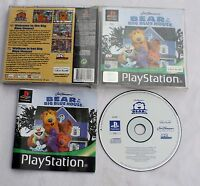 Bear in the Big Blue House (Sony PlayStation 1, 2002) - 3307212812948