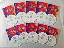 Full Quran Recitation with English Translatio on MP3 Cd x 10 (Sh. Abdul Basit)