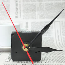 Simple DIY Quartz Clock Movement Mechanism Replace Parts Repair Tool Hand Work