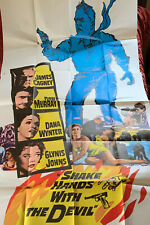 SHAKE HANDS WITH THE DEVIL JAMES CAGNEY ORIGINAL 3 SHEET POSTER 1959