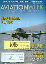2012 Aviation Week & Space Technology Magazine: New Options For ISR