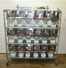 Allentown Metabolic Rodent Cage Rack /Complete with Feeder, Waste & Water System