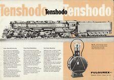 catalogo TENSHODO 1962 Fulgurex HO 1/87   aa
