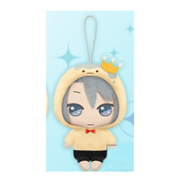 Banpresto IDOLiSH7 Kiradoru Sit stuffed plush vol.2 Gaku Yaotome 12cm japan only