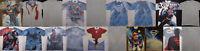 Superman Sublimation Dc Comics T-shirt