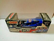 John Force Castrol Funny Car Toy Action Racing Collectibles Lionel