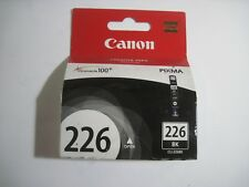NEW!!! GENUINE Canon CLI-226 Black Ink Cartridge CLI-226BK (4546B001) FREE SHIP!