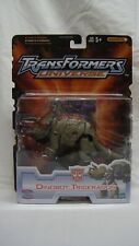 TRANSFORMERS UNIVERSE RID ROBOTS IN DISGUISE DINOBOT TRICERADON WITH COMIC NEW!