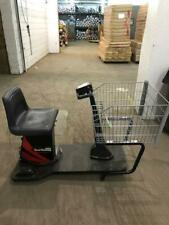 Motorized Shopping Cart Amigo Value Shopper Electric Scooter Basket Fixtures