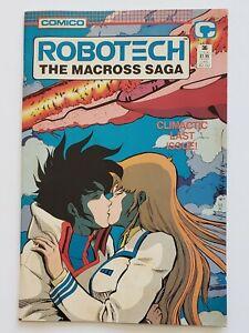 Robotech: The Macross Saga (1984-1989), Issue #36