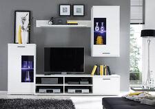 KALLI - Parete da soggiorno - Look elegante e accogliente - ca. 230x185x38cm