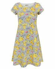 Pokemon Pikachu Women's Short Sleeved Dress