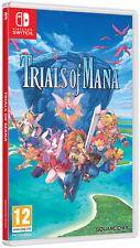 Trials Of Mana Nintendo Switch  BRAND NEW SEALED