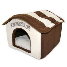 Dog Bed Indoor Dog House Cushion Travel Bed Foldable Pen Soft Pet Sofa Comfy Cat