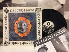 PITCHBLENDE - KILL ATOM SMASHER LP + INSERT NM/EX/NM 1993 US FIST PUPPET FIST012