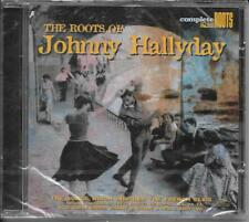 CD 31T THE ROOTS OF JOHNNY HALLYDAY PRESLEY/COCHRAN/BERRY/PERKINS/CHECKER..NEUF