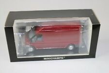 ZC956 Minichamps 430089300 Camion Miniature 1/43 Ford Transit Box Van High Roof