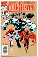 Clandestine #1 (Marvel, 1994) VF