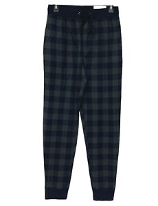 Fruit Of the Loom men's waffle knit jogger sleep pants size S/CH (28-30)