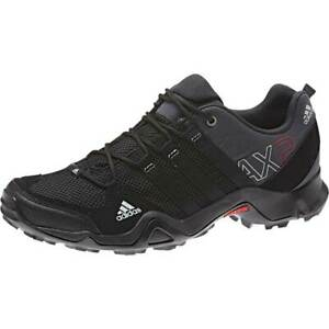 Adidas Terrex AX2 Men's Outdoor Charcoal/Black Shoes D67192 Hiking athletic shoe