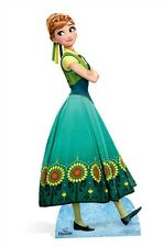 Anna from Disney's Frozen Fever Cardboard Cutout / Stand Up Standee Ice Princess