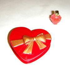 "Barbie  Accessories Heart-Shaped Box of ""Chocolates"" For Barbie Dolls ac397"