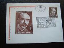 AUTRICHE - enveloppe 1er jour 2/10/1970 (B3) austria