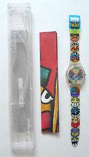 Jim Avignon Swatch Pop Bones Limited Edition 1996 Pop Art  Contemporary NEU!