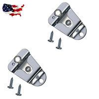2X MOTOROLA MOBILE MIC HANG CLIP XPR4550 CDM750 CDM1250 CM200 CM300 PM400