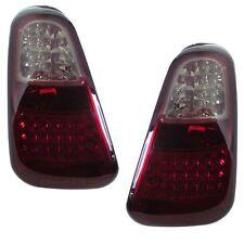 Ahumado Polarizado Traseras Led Luces Para Bmw Mini One & Cooper S Lámpara de cola lente Niebla