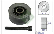 INA Polea inversión/guía, correa distribución AUDI FIAT DUCATO 532 0472 10