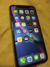 Apple iPhone XR - 64GB - Blue (Sprint) A1984 (CDMA + GSM) Excellent Condition!