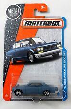 MatchBox '71 NISSAN SKYLINE 2000 GTX 11/125