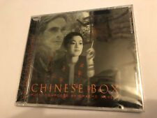 CHINESE BOX (Graeme Revell) OOP 1997 Soundtrack Score OST CD SEALED