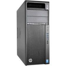 Hp PC WORKSTATION Z440 6C INTEL XEON E5-1650V2 32GB 500GB + 2X 2TB + 3TB HDD QUA