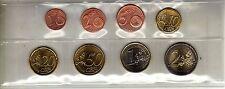 LUXEMBOURG Série de 8 pièces €uro 2012 UNC