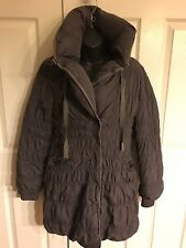 Elie Tahari Down Quilted Puffer Sz S