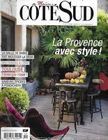 Maison's Cote Sud Magazine Home Decorating Recipes Bathroom Style Toulouse 2013