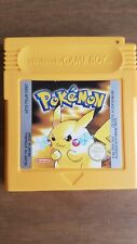 Nintendo Gameboy juego Pokemon Yellow