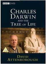 CHARLES DARWIN And The TREE of LIFE (2009): BBC TV David Attenborough - NEW DVD