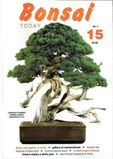 BONSAI Today Magazine-Out of Print Back Issue #15 - High Collector's value